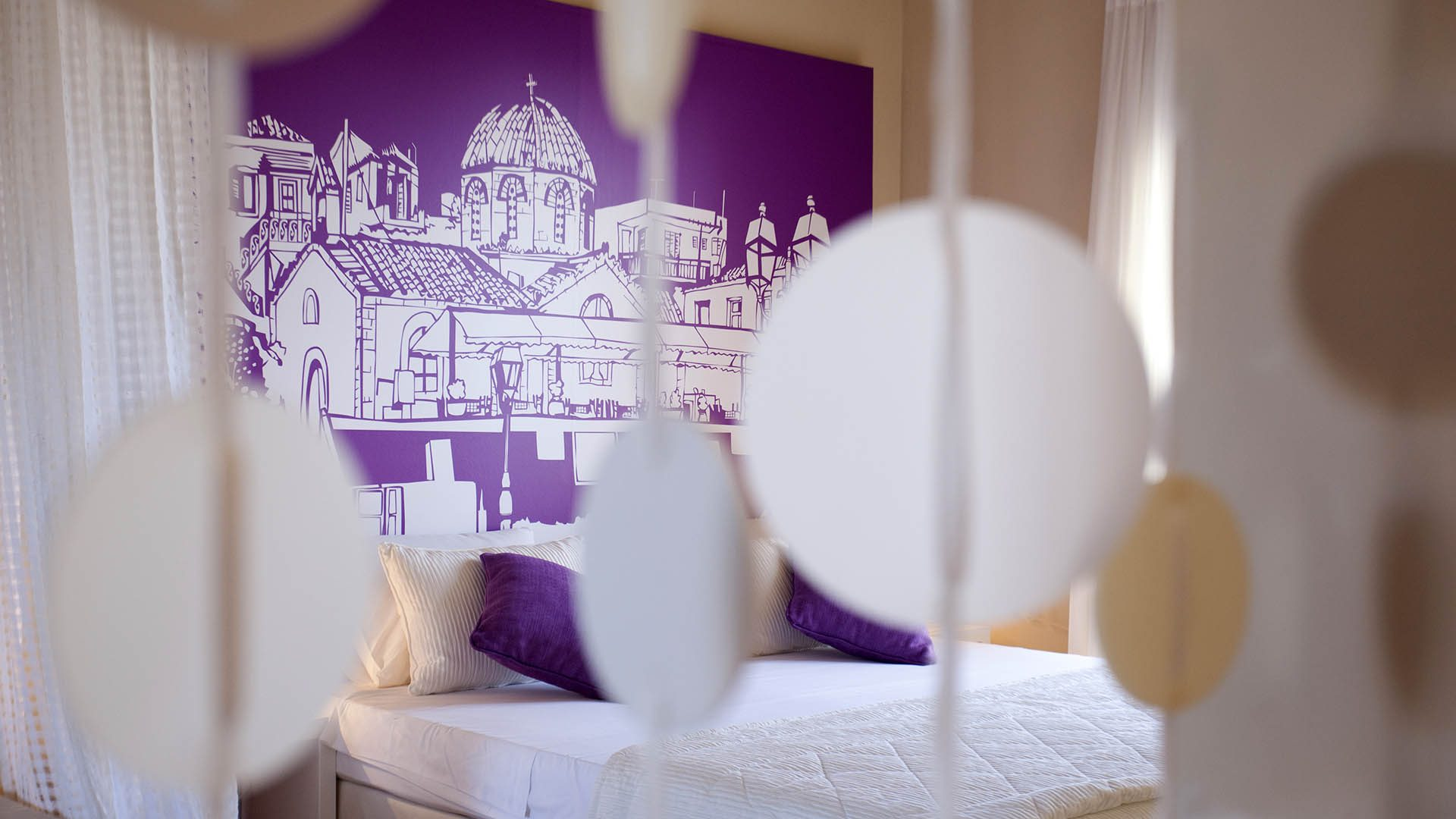accommodation in aegina - Angelina Aegina Boutique Escape